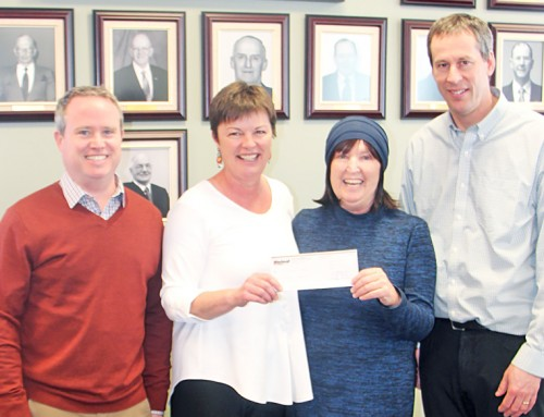 Positive Action for Keppoch Society Pledge