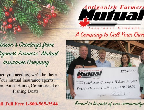 Season's Greetings – December Atlantic Holstein News